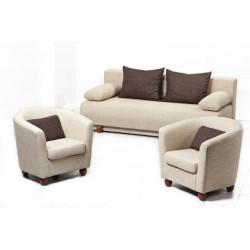 Panama 3B kanapéágy + 2 fotel